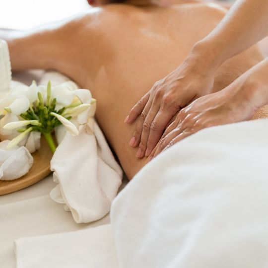 Cannabis Infused Massage Therapy